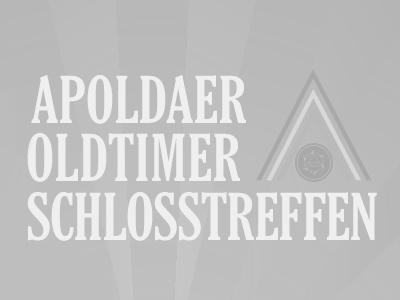 Apoldaer Oldtimer Schlosstreffen