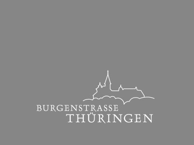 Burgen Straße Thueringen