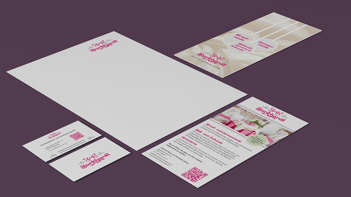 Burkhardt Brautmode Eyespalast Agentur Fur Werbung Und Kommunikation